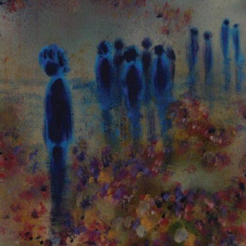 """""""Ανάμεσα από φορεία βιαστικά και ανθρώπους αδιάφορους  να κλαίει ...."""""""