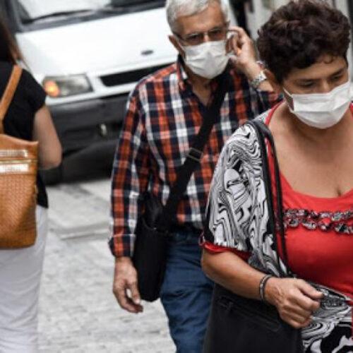 """Κορωνοϊός: """"Μαύρη"""" Τετάρτη με 60 θανάτους, 3.209 νέα κρούσματα και 480 διασωληνωμένους - Το βάρος στη Βόρεια Ελλάδα, ο χάρτης κατανομής"""