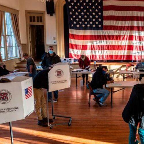 Εκλογές ΗΠΑ:  «Θρίλερ» σε κρίσιμες Πολιτείες - Όλα τα σενάρια (live map)