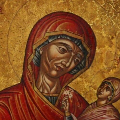 """""""Η Αγία Άννα"""" δια χειρός Συμεών"""