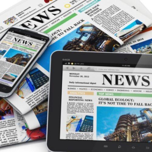 """""""Γλωσσικός γραμματισμός: Η εφημερίδα ως αυθεντικό υλικό στη διδακτική διαδικασία""""(2) γράφει ο Αρ. Παπαγεωργίου"""