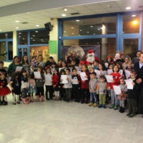 Χριστουγεννιάτικες ευχές από την Εύξεινο Λέσχη Βέροιας