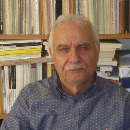 Ο ποιητής Θανάσης Μαρκόπουλος σε πορτρέτο του από τη Δημόσια Κεντρική Βιβλιοθήκη της Βέροιας