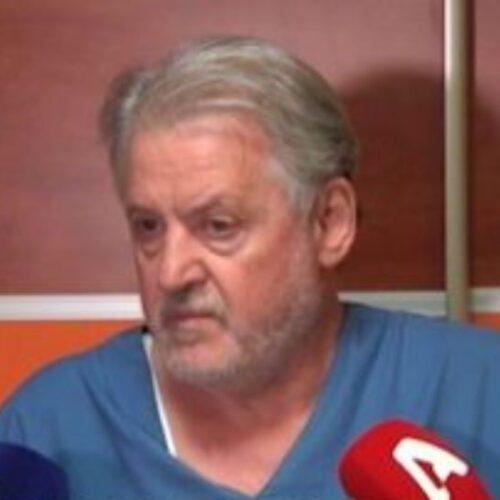 """Διευθυντής ΜΕΘ """"Παπανικολάου"""": Αν δεν προσέξουμε, την άνοιξη μπορεί να φτάσουμε και τους 15.000 νεκρούς"""