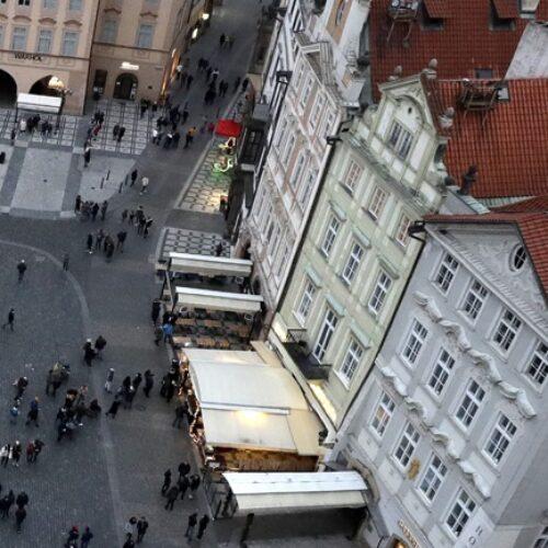 Πράγα: 15χρονος επέζησε από πτώση από τον 19ο όροφο