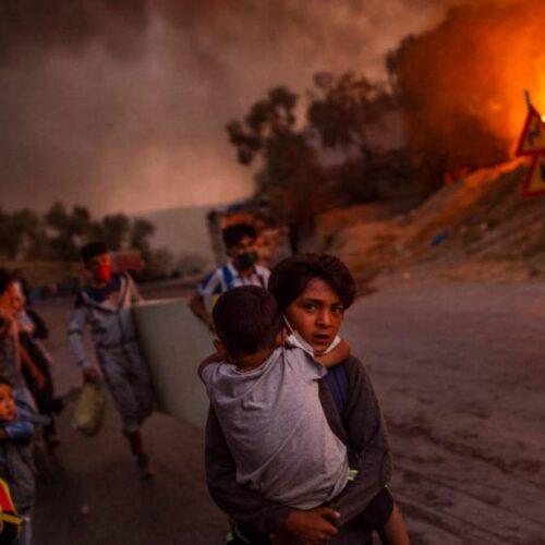 Σε έλληνα φωτογράφο το βραβείο της Unicef για την καλύτερη  φωτογραφία του 2020