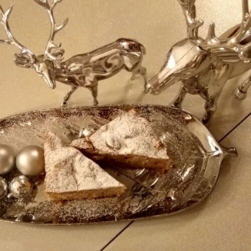 Χριστουγεννιάτικη Μηλόπιτα