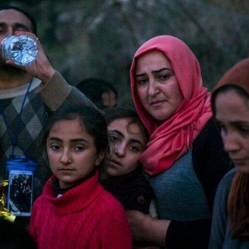 12 μήνες φυλακή γιατί έδωσε νερό σε πρόσφυγες!