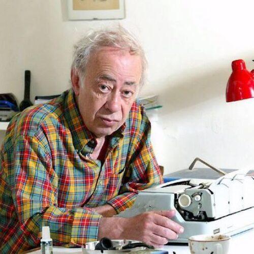 In memoriam. Βασίλης Αλεξάκης: «Έφυγε» γράφοντας και ειρωνευόμενος τον Θάνατο