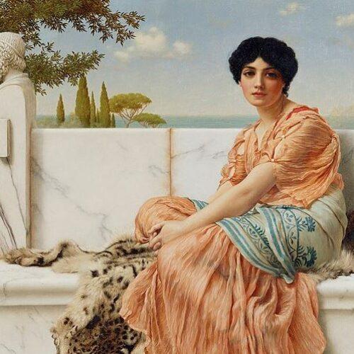 """Αριστοτέλης Παπαγεωργίου: """"Ανιχνεύοντας το λόγο των γυναικών: από τη Σαπφώ και την Άννα Κομνηνή στην Κική Δημουλά""""(1)"""