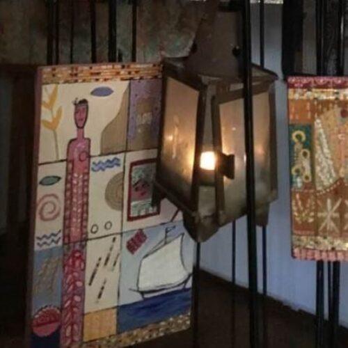 """Αστέρης Γκέκας """"Εσπερινός Μνήμης"""": Γιάννης Σκαρίμπας - Κατερίνα Αγγελάκη Ρουκ ή όταν η τέχνη θυμάται την ποίηση"""