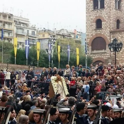 Το ΚΚΕ για ομολογία Γεωργιάδη ότι η κυβέρνηση αγνόησε εισηγήσεις λοιμωξιολόγων για Θεσσαλονίκη πριν τον εορτασμό του Αγ. Δημητρίου