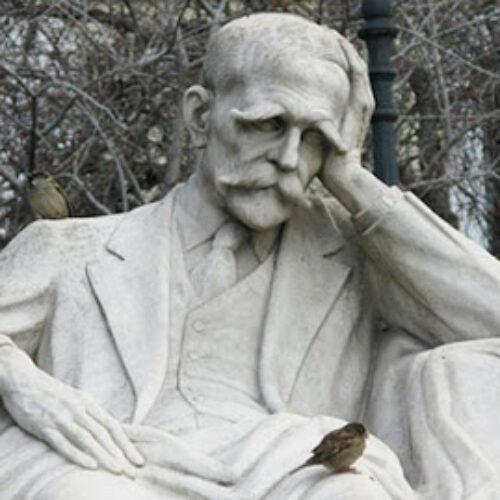 """Κωστής Παλαμάς """"Εμείς δε γονατίσαμε σκυφτοί, τα πόδια να φιλήσουμε του δυνατού…"""" - 162 χρόνια από τη γέννησή του"""