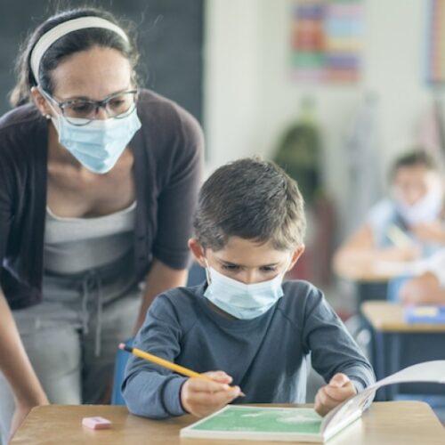 """Η ΕΛΜΕ Ημαθίας και ο ΑΣΝ """"Μαρίνος Αντύπας"""" για τις συνθήκες επαναλειτουργίας των σχολείων μέσα στην πανδημία"""
