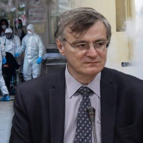 Ο Σωτήρης Τσιόδρας σε Φόρουμ Δημόσιας Υγείας για τις μεταλλάξεις, τα εμβόλια, την ανοσία, τη διάρκεια του ιού