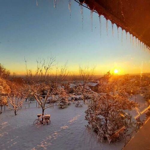 Χιονισμένη η Νάουσα