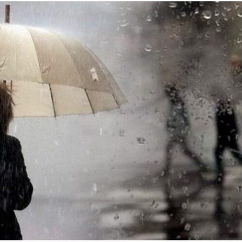 Έκτακτο Δελτίο Επιδείνωσης Καιρού της ΕΜΥ - Βροχές, καταιγίδες και χιόνια στα ορεινά
