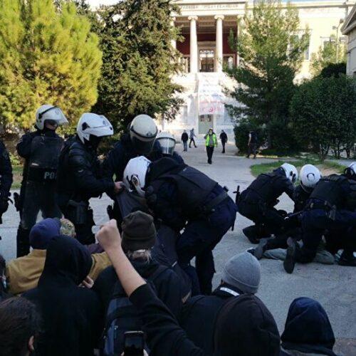 Ομόφωνο όχι καθηγητών του Ε.Μ. Πολυτεχνείου για την πανεπιστημιακή αστυνομία - Οι προτάσεις
