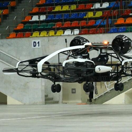 Το μέλλον είναι εδώ! Το πρώτο ταξί drone έρχεται από τη Ρωσία