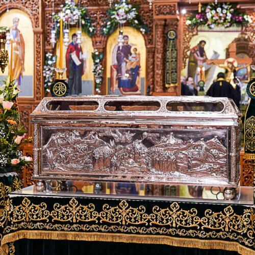 Κεκλεισμένων των θυρών θα γιορταστεί ο πολιούχος της Βέροιας Άγιος Αντώνιος