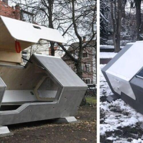 Γερμανία: Έτσι σχεδιάζεται να προστατεύονται οι άστεγοι από το κρύο!