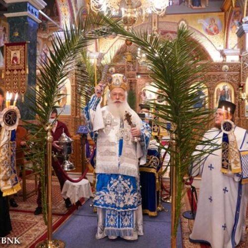 Ο εορτασμός των Θεοφανείων στη Βέροια (video)