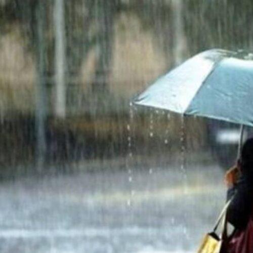 ΕΜΥ: Βροχές, καταιγίδες και σημαντική πτώση της θερμοκρασίας από Τετάρτη 13 Ιανουαρίου
