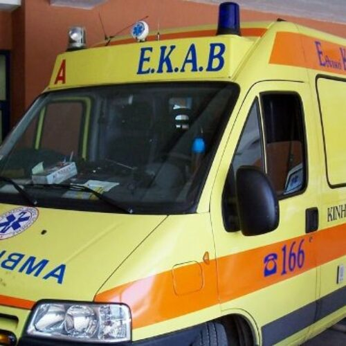 Θανάσιμος τραυματισμός 66χρονου από τη σύγκρουση ΙΧ με υπηρεσιακό λεωφορείο της Αστυνομίας