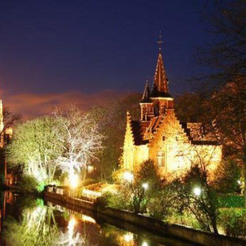 Μπριζ: Από τις ομορφότερες πόλεις του Βελγίου - Μια μεσαιωνική πόλη της Ευρώπης