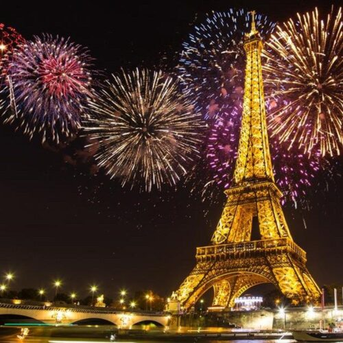 Πώς γιόρτασε ο πλανήτης τον ερχομό της νέας χρονιάς [Φωτογραφίες]