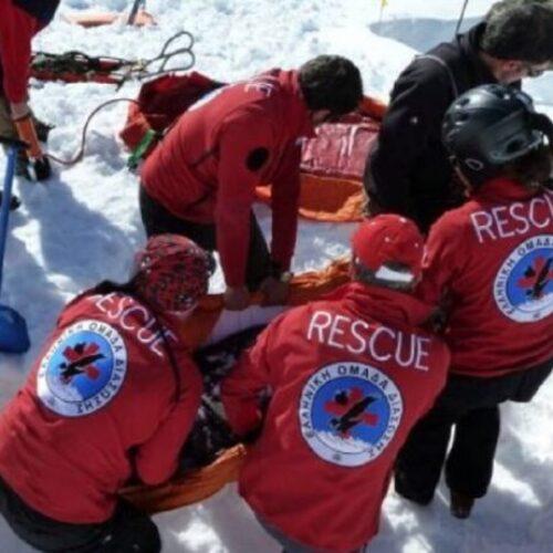 Όλυμπος: Νεκροί οι δύο ορειβάτες που καταπλακώθηκαν από χιονοστιβάδα