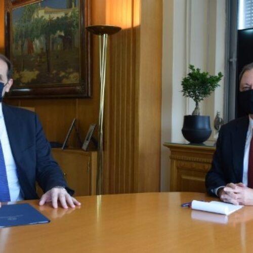 Απ. Βεσυρόπουλος: Δρομολογείται η καταβολή των αποζημιώσεων σε παραγωγούς
