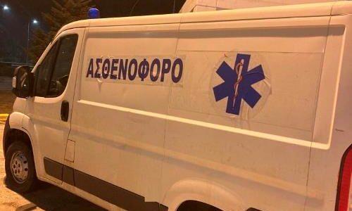 Πιερία: Συνελήφθη γιατί μετέτρεψε νοικιασμένο αυτοκίνητο σε... ασθενοφόρο