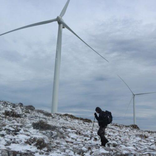 Βέρμιο: Από το Σταθμό Αποχιονισμού Καστανιάς στο χωριό Ιμπιλί των Σαρακατσαναίων