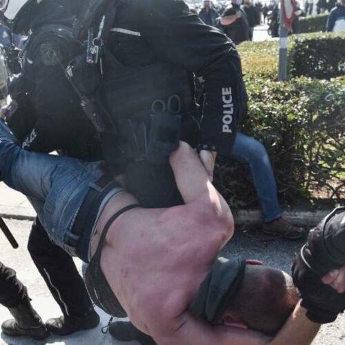 Επέμβαση αστυνομικών στο ΑΠΘ: Καταστολή και όργιο βίας (photo, video)