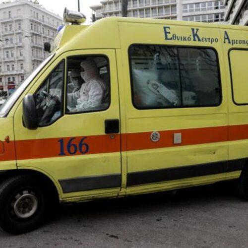 Θεσσαλονίκη: Μαθητής έπεσε από τον τρίτο όροφο σχολείου