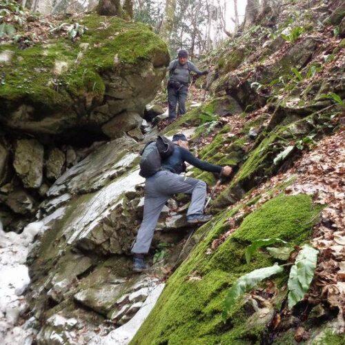 """Ορειβατική Ομάδα Βέροιας """"Τοτός"""": Βέρμιο, ανηφορίζοντας το Λυκόρεμα για την κορυφή Αρσούμπασι"""