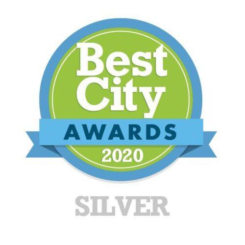 Ασημένιο βραβείο στη διοργάνωση «Best City Awards 2020» απέσπασε ο Δήμος Νάουσας