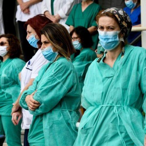 ΕΚ Νάουσας: Στηρίζουμε τις κινητοποιήσεις της Ομοσπονδίας Ενώσεων Νοσοκομειακών Γιατρών Ελλάδας
