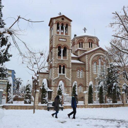 """""""Σαν τα χιόνια"""" γράφει η Ειρήνη Δασκιωτάκη"""