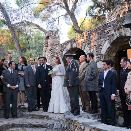 """Το εκκλησάκι των γάμων στις """"Άγριες Μέλισσες"""" αρχιτεκτονικό κόσμημα του Πικιώνη"""
