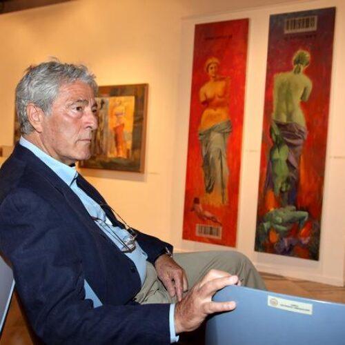 """""""Η μυθιστορηματική ζωή του ζωγράφου Παύλου Σάμιου"""" γράφει η Κατερίνα Ανέστη"""