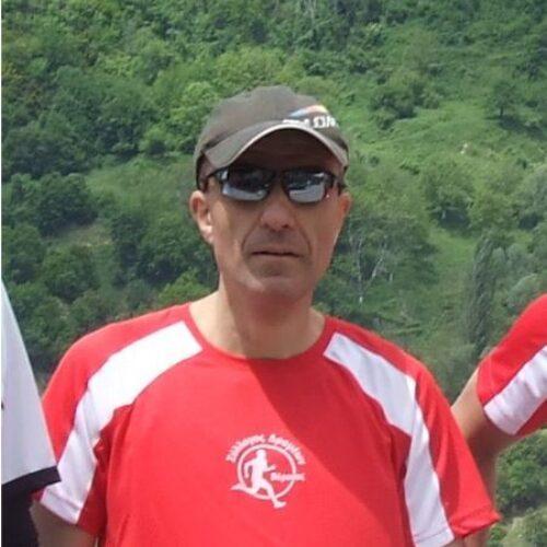 Συλλυπητήριο μήνυμα του Συλλόγου Δρομέων Βέροιας για τον θάνατο του Δημήτρη Ζαφειρογιάννη