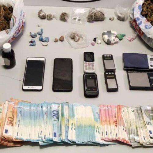 Θεσσαλονίκη: Εξαρθρώθηκε εγκληματική ομάδα που δραστηριοποιούνταν στη διακίνηση ναρκωτικών