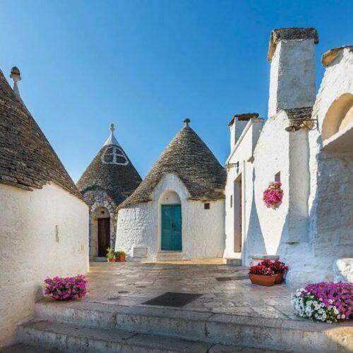 Ιταλία - Alberobello: Ταξίδι στην πόλη των τρούλων!