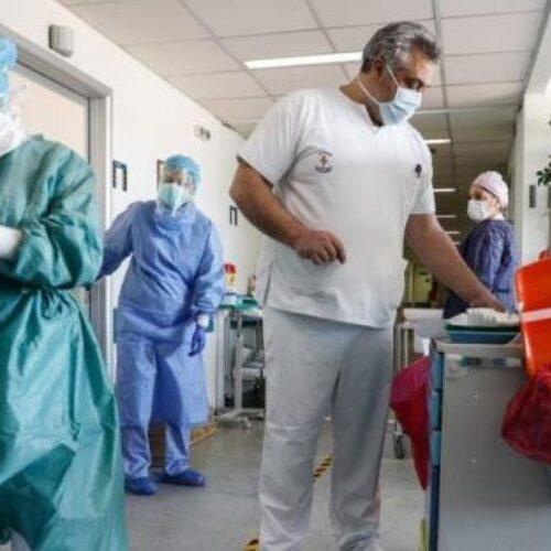 Κορωνοϊός: 2.512νέα κρούσματα, 52 θάνατοι, 545 διασωληνωμένοι - 18 νέα κρούσματα στην Ημαθία