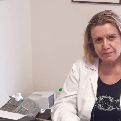 Γιατροί της Βέροιας στη μάχη της πανδημίας – Η πνευμονολόγος Σοφία Κουπίδου μιλά στη Φαρέτρα