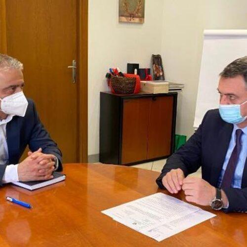 Την ενίσχυση των δομών υγείας της Ημαθίας ζήτησε ο Λάζαρος Τσαβδαρίδης