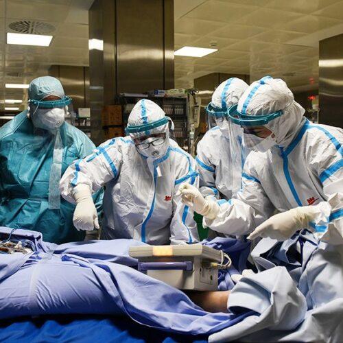 """Αναστασία Κοτανίδου: """"Πρέπει να διασωληνώνονται, ή όχι, ασθενείς τελικού σταδίου;"""" Τι υποστήριξε η καθηγήτρια σε συνέδριο"""