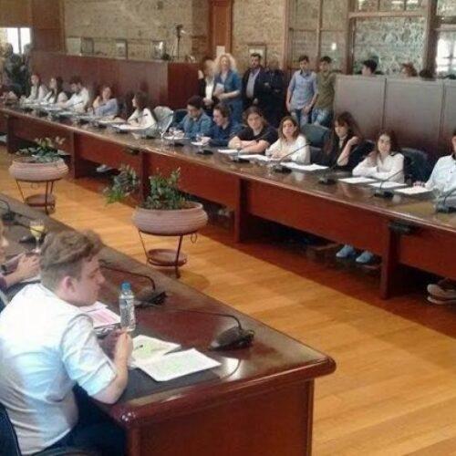 Πρόσκληση και οδηγίες για τη διενέργεια του 4ου Δημοτικού Συμβουλίου Εφήβων Δήμου Βέροιας